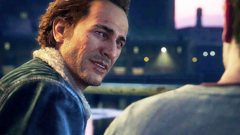 Sam Drake (Uncharted 4)