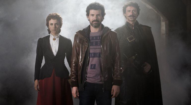 ¿Cuál fue la primera misión como patrulla de Julián, Amelia y Alonso?