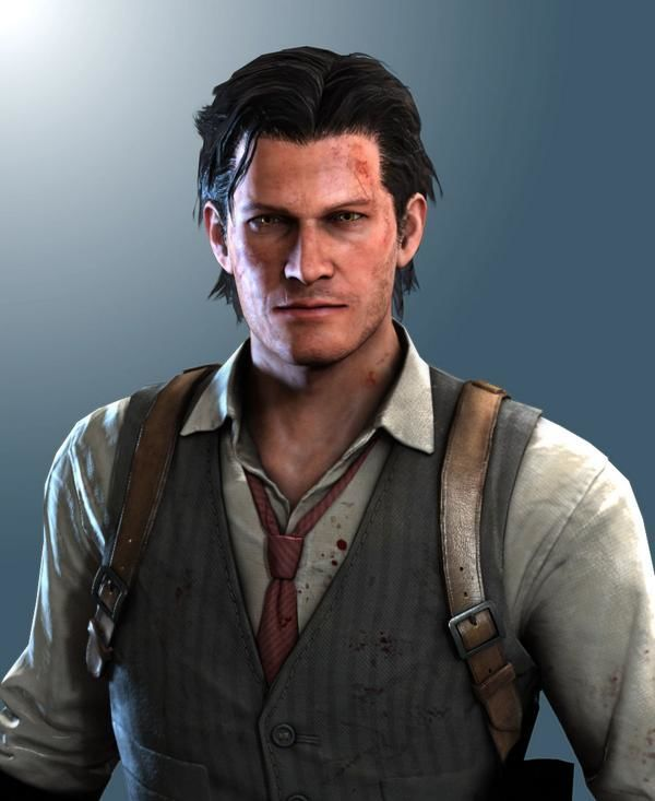 Sebastian Castellanos (The Evil Within)