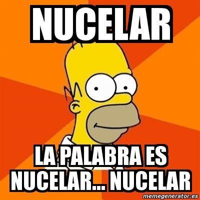 ¿Cuál es el principal combustible utilizado para la generación de energía nuclear?