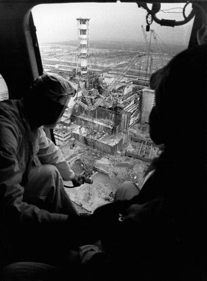 ¿En qué año fue el accidente de Chernobyl?