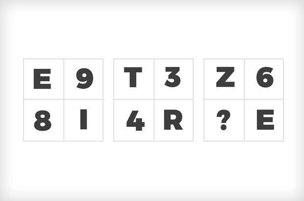 ¿Qué número debe sustituir al signo de interrogación?