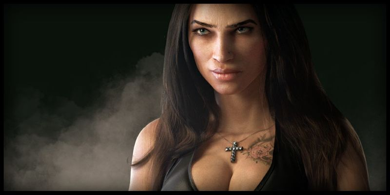 Nidia Flores (Tom Clancy's Ghost Recon Wildlands)