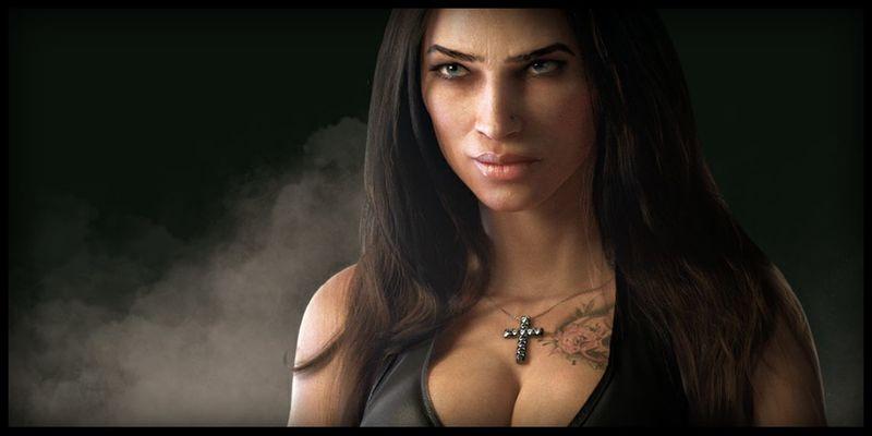 Nidia Flores (Tom Clancy's Ghost Recon Wildlands)