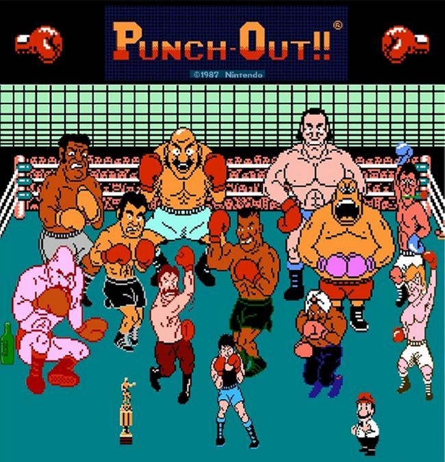 27713 - ¿Cuánto sabes de Punch-Out!!? (NES)