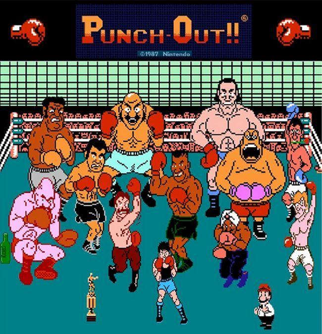 27713 - ¿Cuánto sabes de Punch-Out!!? (NES)