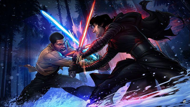 27724 - ¿De qué color es tu espada láser de Star Wars?