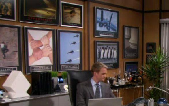 Una primera facilita... ¿En qué banco trabaja Barney?