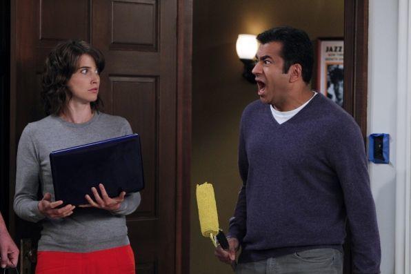 Y ya para terminar, a ver si te acuerdas... ¿Cómo se llama el novio que se hace Robin mientras Barney está con Nora?