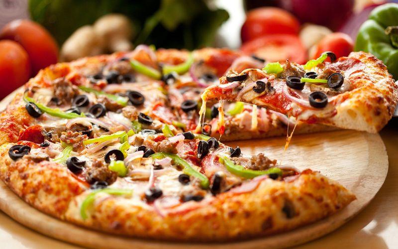 ¿Te gusta la pizza en general?