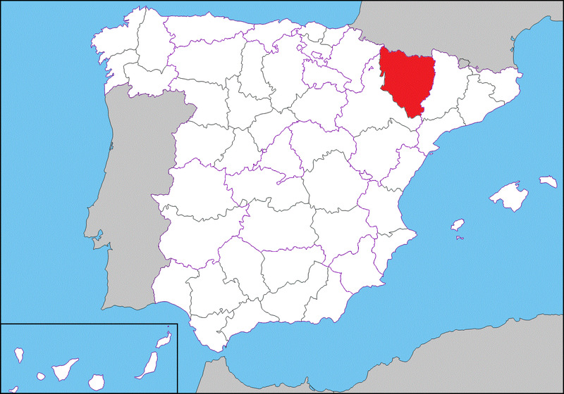 1ª) Provincia.
