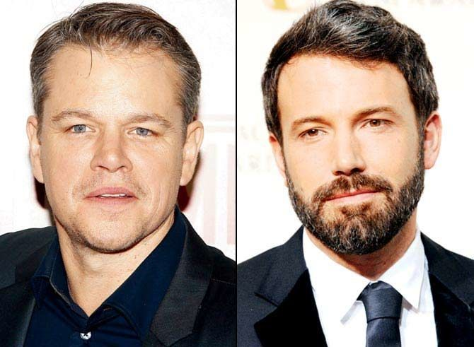 ¿Matt Damon y Ben Affleck ?