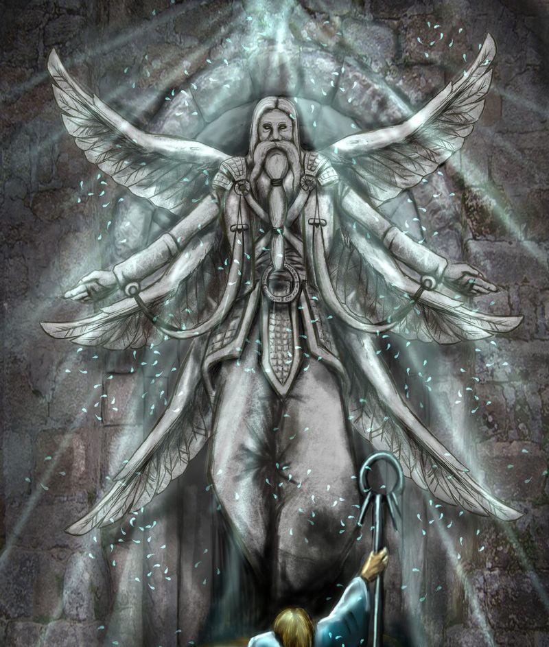 La magia es una fuerza poderosa, sin embargo la fé no es un elemento que deba tomarse a la ligera.