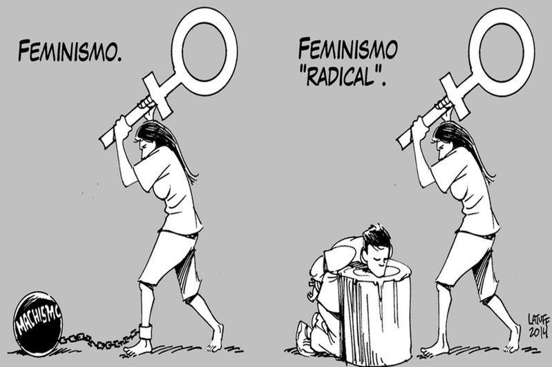 27698 - ¿Qué opinas del feminismo?