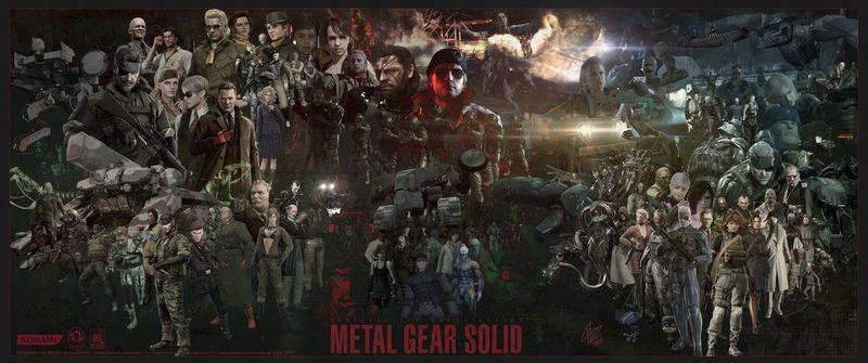 27782 - ¿Cuánto sabes de la saga Metal Gear?
