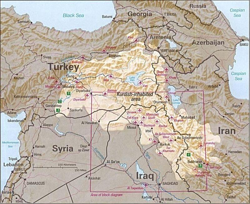 ¿Con qué sobrenombre conocía el pueblo kurdo a Big Boss?