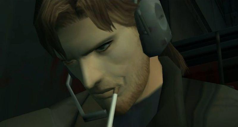 ¿Qué nombre utiliza Solid Snake durante el incidente del Big Shell en MGS2?