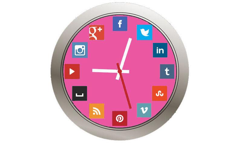 ¿Cuántas horas al día utilizas las redes sociales?
