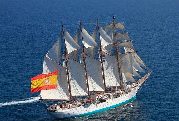 ¿Qué hito histórico no ha protagonizado la Armada española?