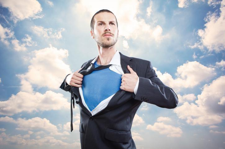 27891 - ¿Qué superhéroe inútil serías?
