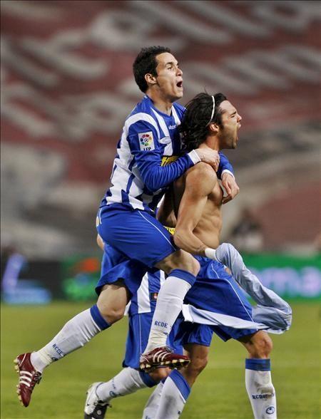 ¿Qué jugador es el máximo goleador histórico del RCD Espanyol?