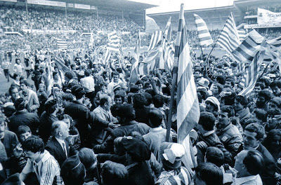 ¿En qué año ganó la Real Sociedad su última liga?