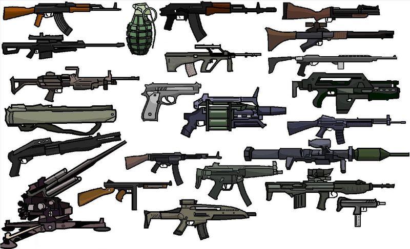 ¿Qué arma prefieres para defenderte?