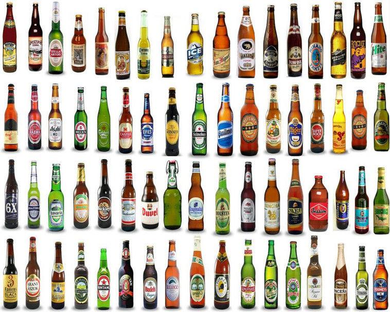 ¿Qué marca de cerveza escogerías?