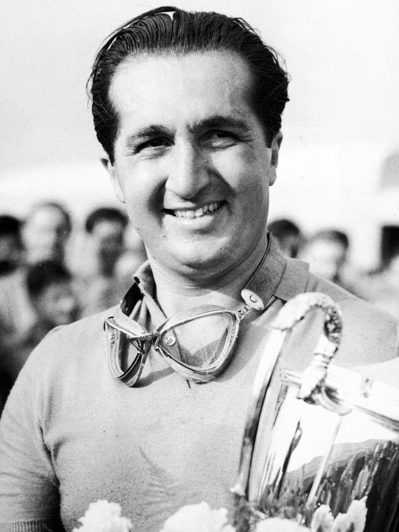 ¿Quién es este campeón?. 1952, 1953.