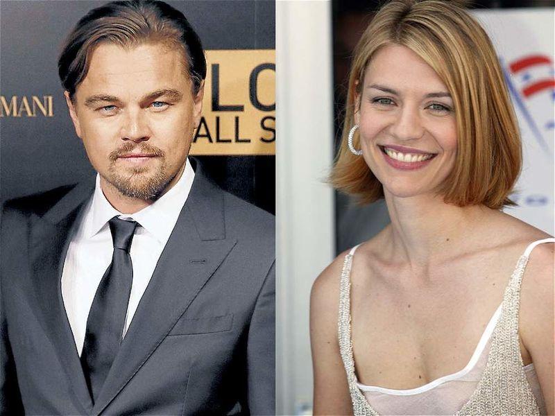 ¿Leonardo Dicaprio y Claire Danes?