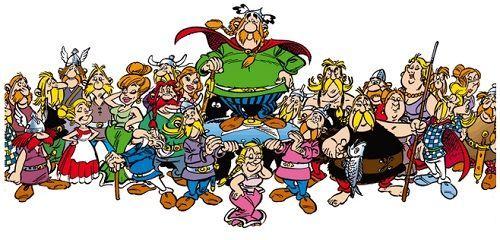 Asterix el Galo.