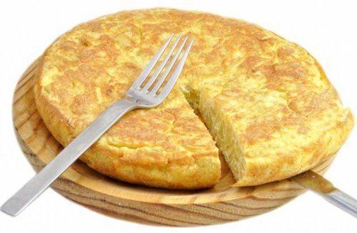 Última pregunta: ¿Tortilla con cebolla o sin cebolla?
