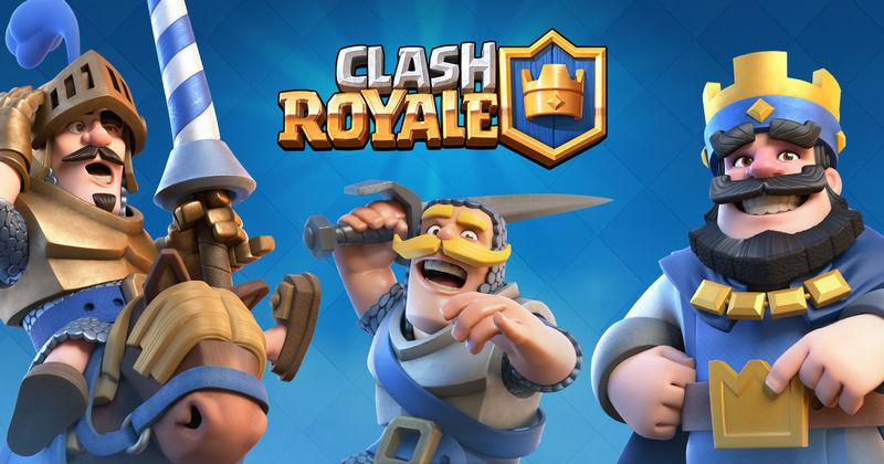 28005 - ¿Qué carta de Clash Royale prefieres?