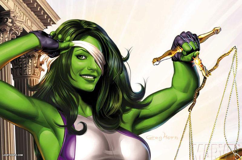 ¿Qué relación tiene con Jennifer Walter AKA She-Hulk?