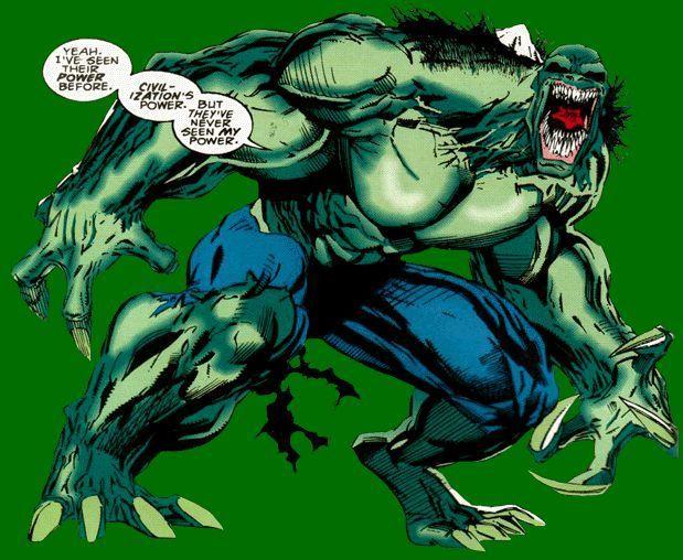 ¿Cómo se llama el Hulk de 2099?