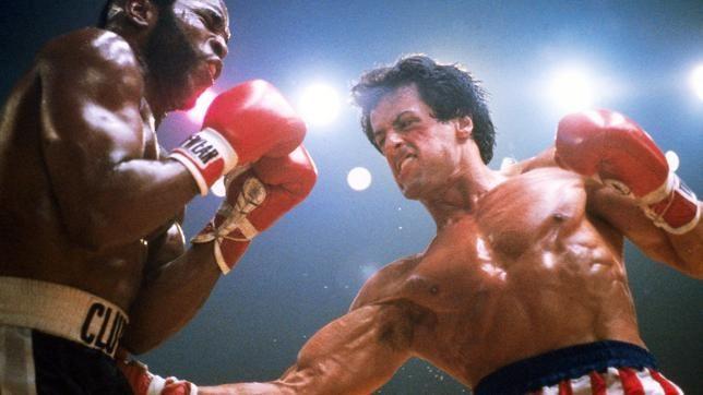 . En Rocky III, ¿En qué asalto es derrotado Rocky por Clubber Lang?