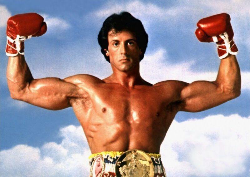 ¿Cuál es el color favorito de Rocky? (Rocky II)