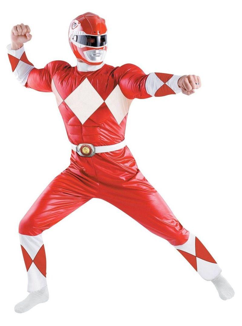 El árbitro se transforma en el Power Ranger Rojo y te da una paliza gitana  ¿Donde vas a llorar?