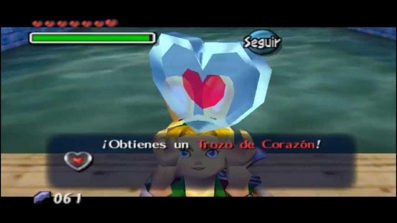 ¿Cuál es el personaje que puede quitarte más vida con un solo ataque en Ocarina of time?