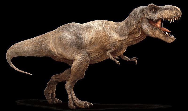 ¿Cuál de estos datos sobre el T-Rex es verdadero según estudios recientes?