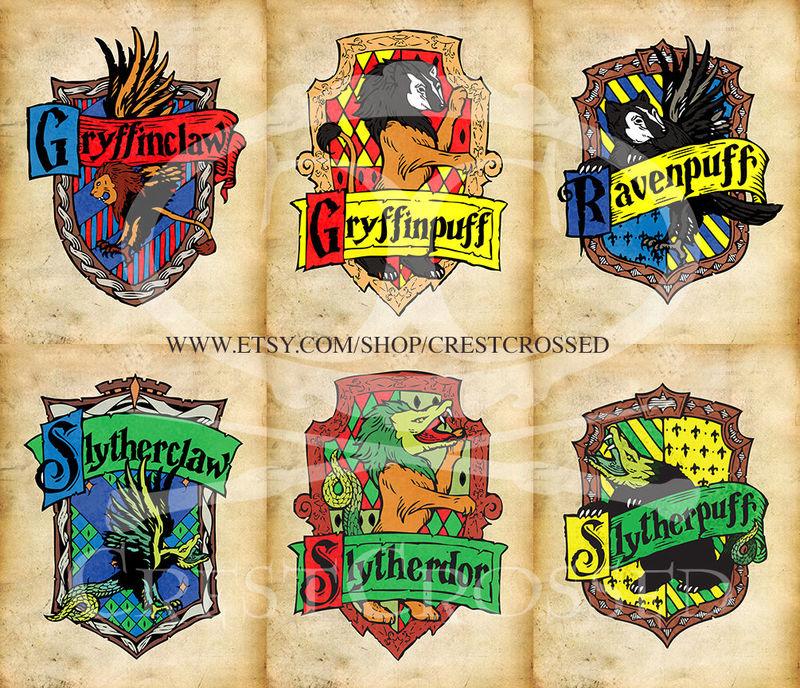 28161 - ¿Cuál es tu casa híbrida de Hogwarts?