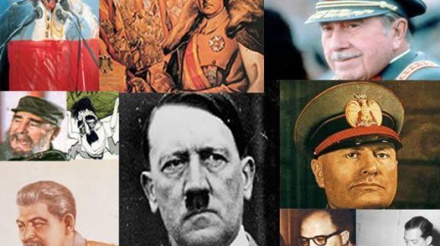 28165 - ¿Puedes relacionar estos dictadores con su país?