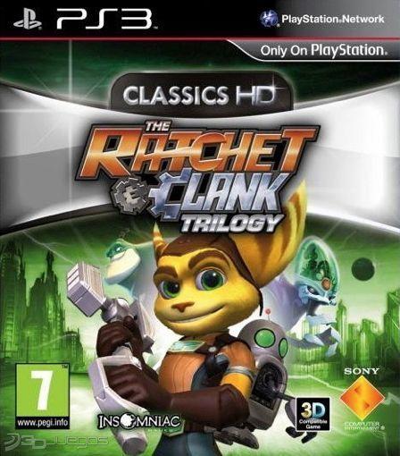 28200 - ¿Cuánto sabes de las armas de la primera triología de Ratchet and Clank?