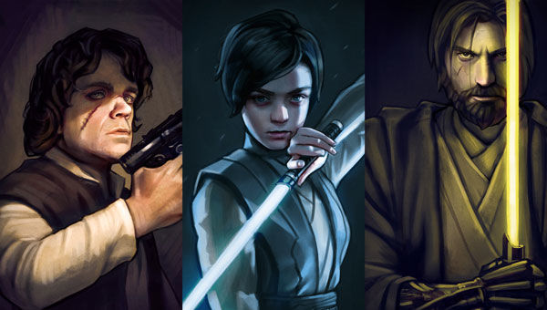 28215 - Star wars, Harry Potter o Game of Thrones