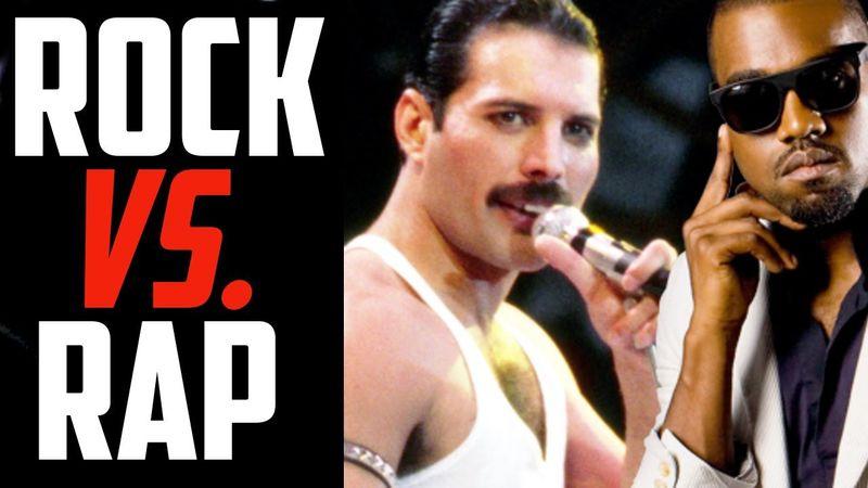 ¿Rock o Rap?