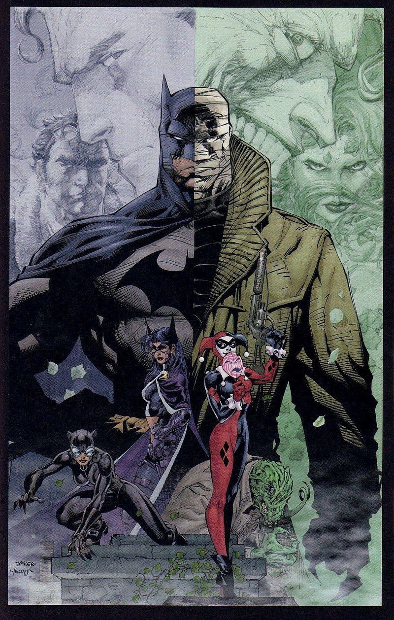 28274 - ¿Cuánto sabes de Batman?