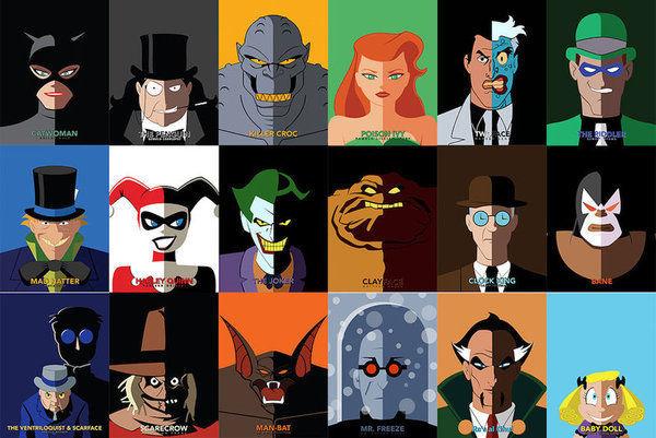 ¿Quién fue un amigo y aliado de Batman antes de convertirse en villano?