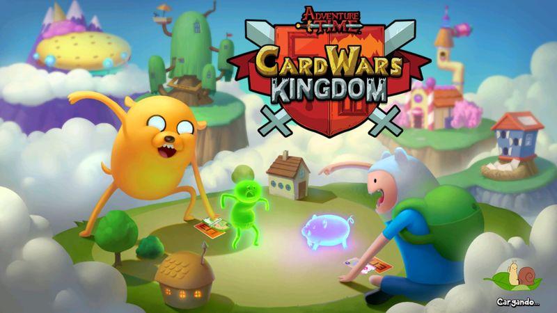 28284 - ¿Cuánto sabes de Card Wars: Kingdom? (Fácil)