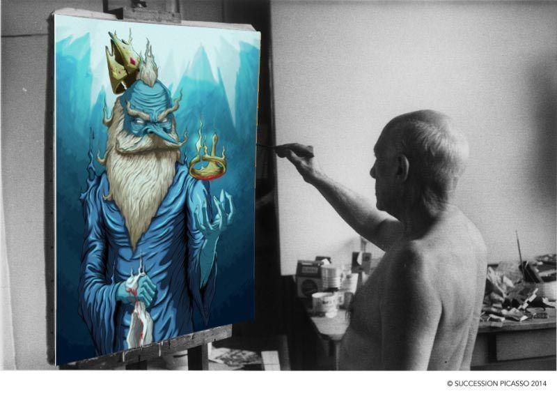 28311 - ¿Qué artista vive en ti?