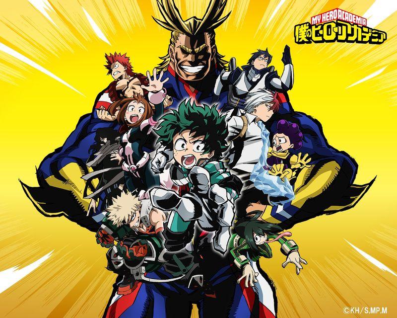 28353 - ¿Qué poder tendrías en Boku No Hero Academia?